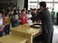 前期学級委員任命 004